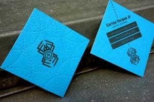 Carlos Vargas Cards